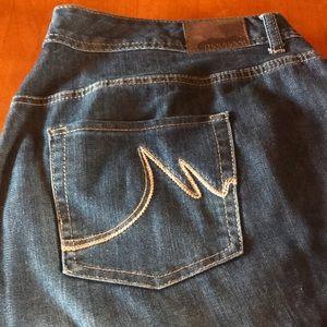 "Denim - Maurice's ""curvy"" Jeans Plus-Size"
